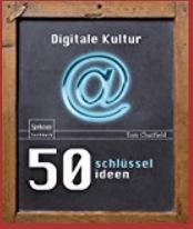 Das Cover von 50 Schlüsselideen Digitale Kultur