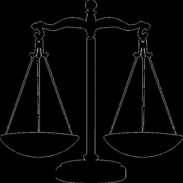 Bücher bestellen auf Büchervergleich.org und vergleichen mit einer schwarzen Waage als Symbol
